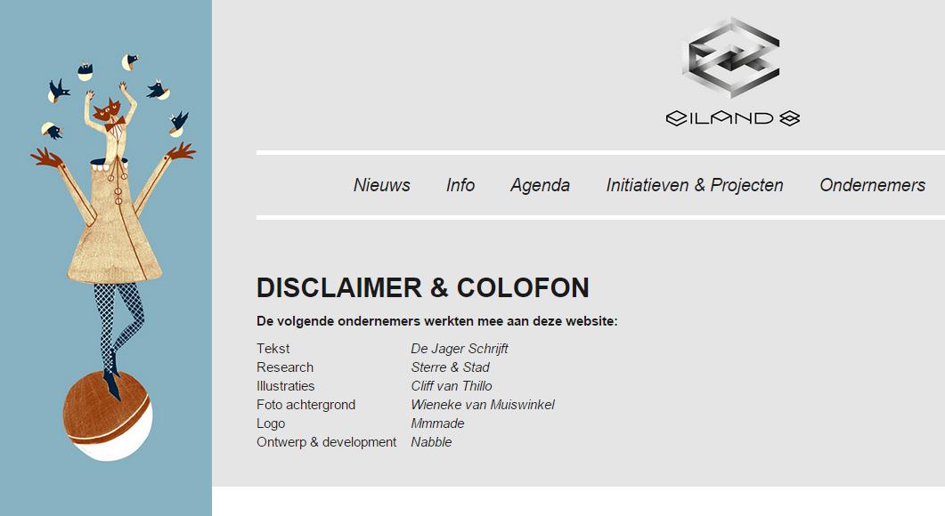 Research Eiland8 netwerk online