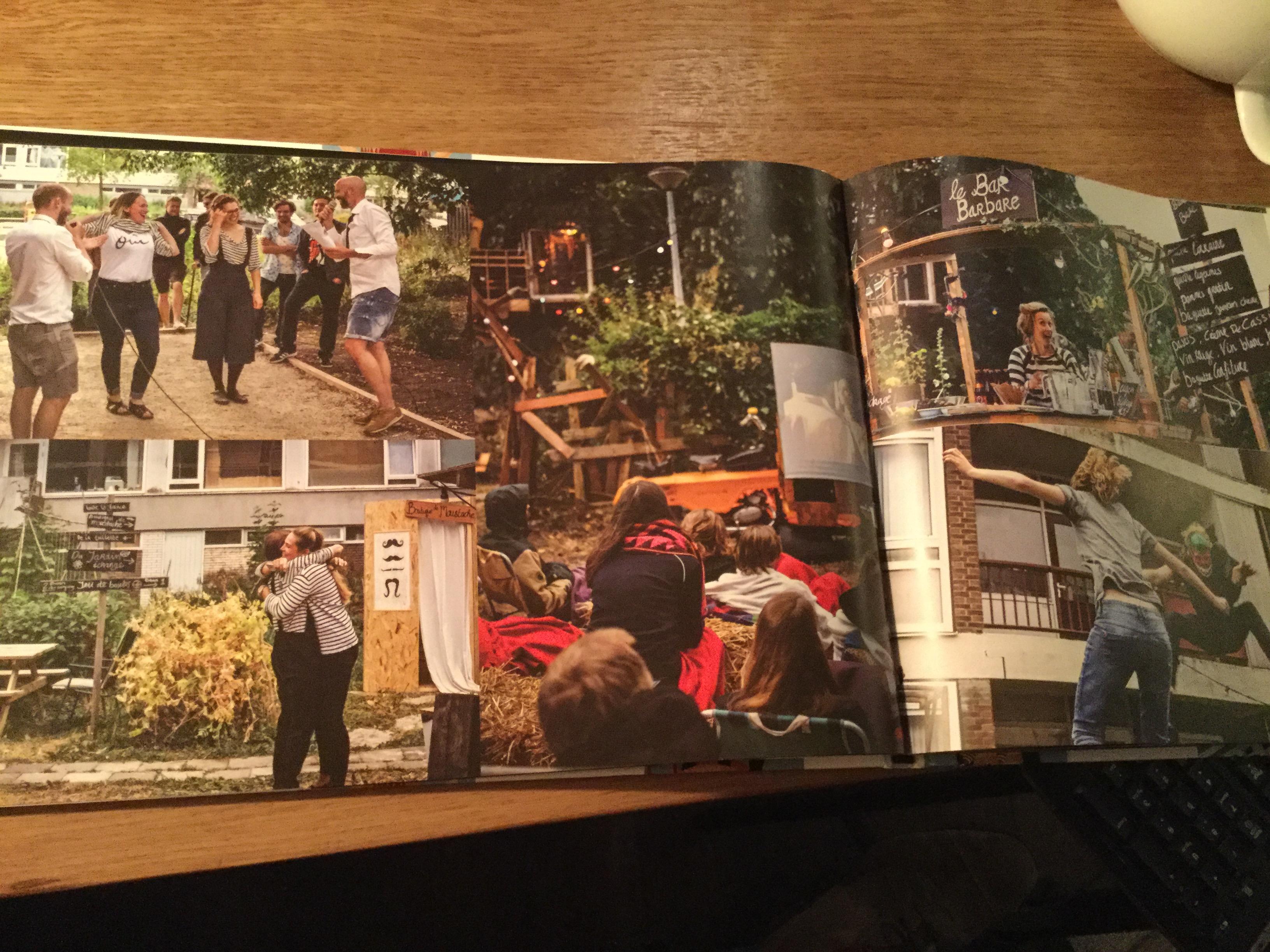 Eiland8 boek als memoires komt uit!