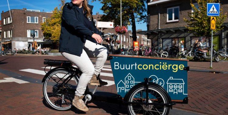Sterre is de eerste Buurtconciërge van Utrecht