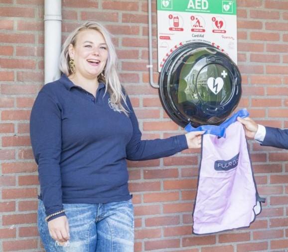 AED's voor inwoners Sterrenwijk & Oudwijk